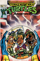 Teenage Mutant Ninja Turtles Adventures #19